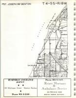 Map Image 018, Berrien County 1964